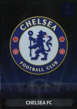 cards champions league 2013/14 logo escudo chelsea