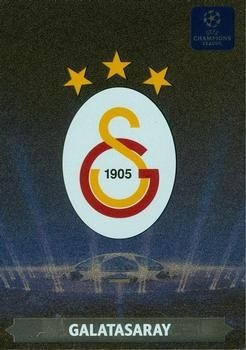 cards champions league 2013/14 logo escudo galatasaray