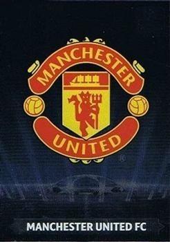 cards champions league 2013/14 logo escudo manchester united