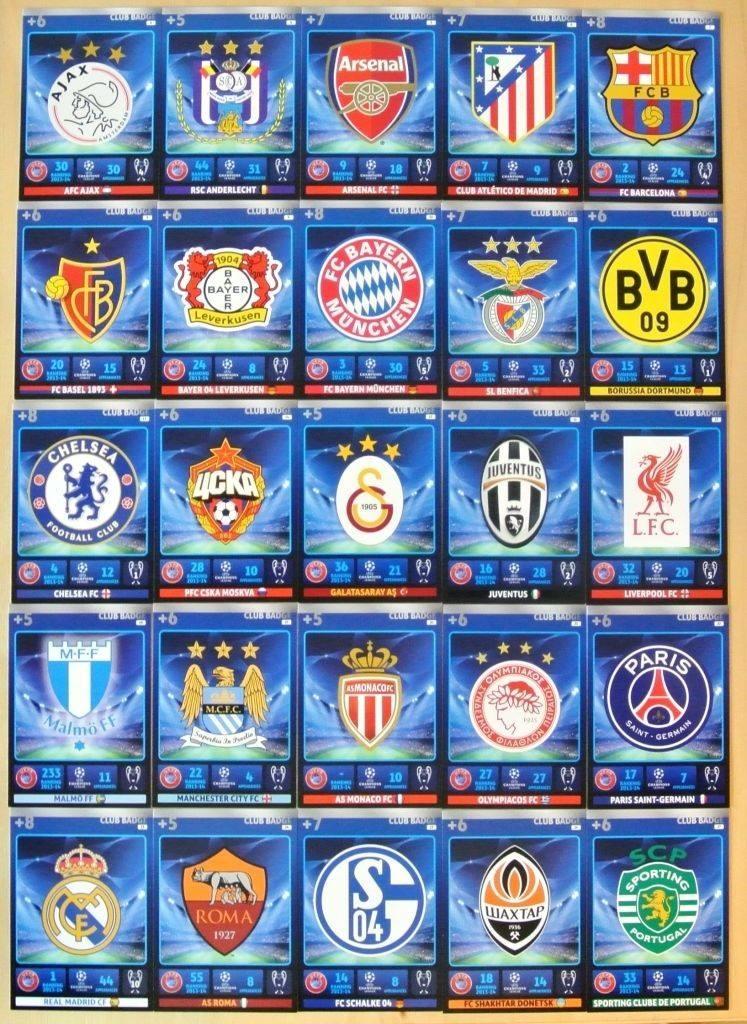 Vencedores champions league