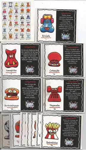cards gelouco coca-cola
