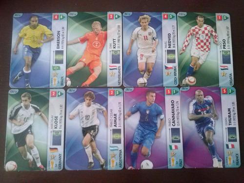cards goal copa 2006