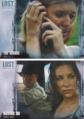 cards - lost season 1 - série de tv - coleção completa