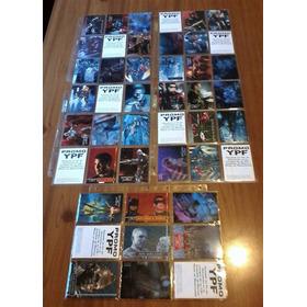 Cards O Tarjetas Batman & Robin Ypf