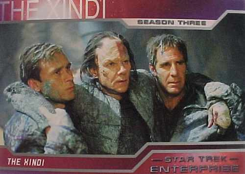 cards - star trek enterprise season 3 - col completa
