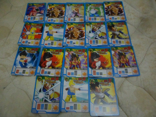 cards yu-gi-oh!  - cartas dragon ball z ultimate tenckaichi