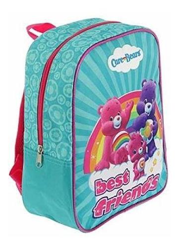 care bears best friends - mochila pequeña