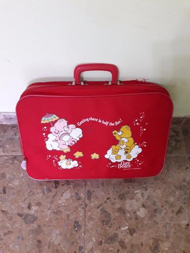 care bears vintage valija osos cariñosos