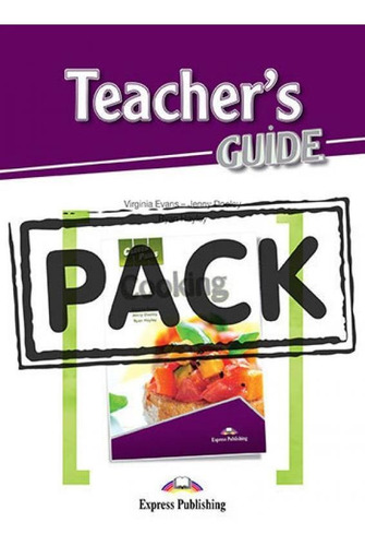 career paths cooking - teacher's pack with guide & digibook