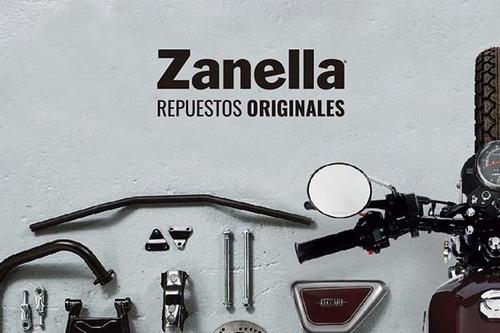 carenado delantero azul mate (edizione) zanella styler 150