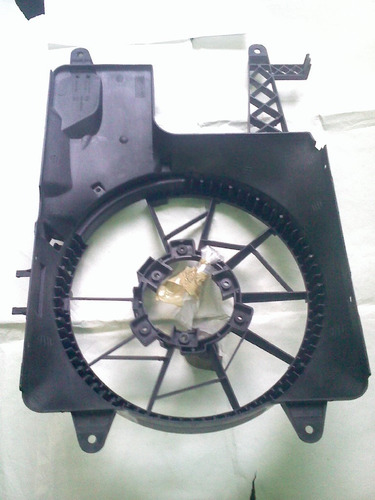 carenagem defletor ar ventoinha radiador original gol g2 g3