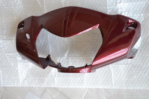 carenagem do farol lead vinho 2012 - original honda