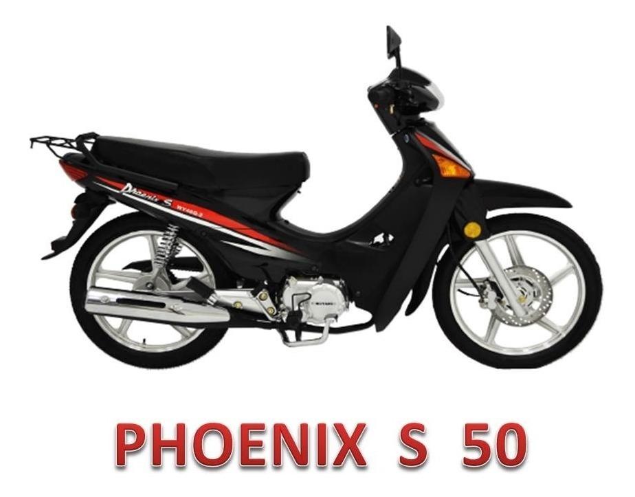 Interna Preta Phoenix S Wuyang Shineray