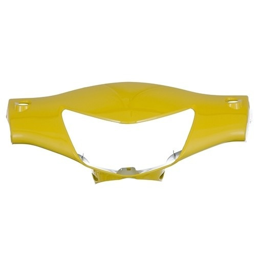 carenagem farol biz125 2008 - 2009 amarelo s/ades tor