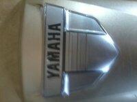 carenagem frontal com emblema yamaha kripton
