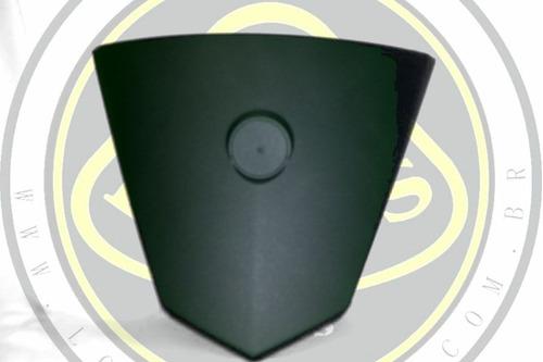 carenagem frontal emblema dafra citycom 300 orig com nota