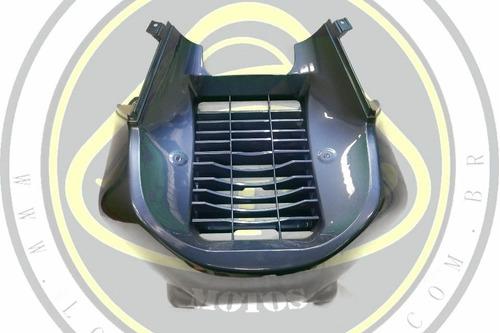 carenagem frontal radiador azul dafra citycom 300 original