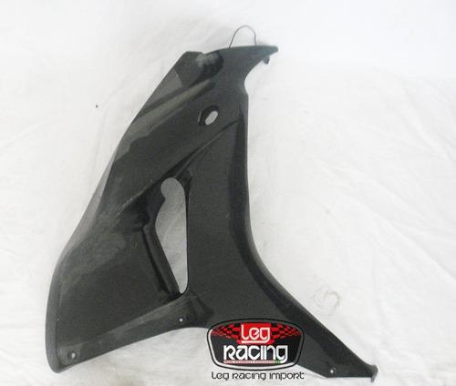 carenagem lateral direita cbr 1000 2006 2007 leg racing