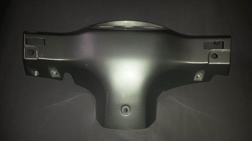 carenagem painel traxx prince 110cc - prata