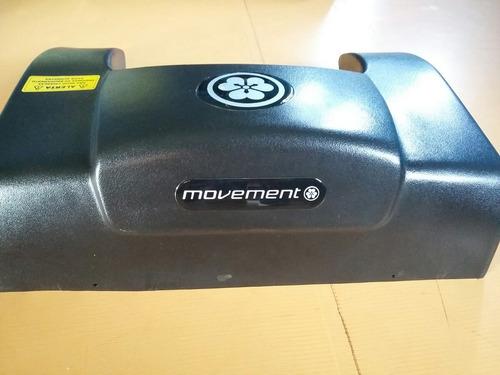 carenagem superior esteira lx 160 movement g1 e g2