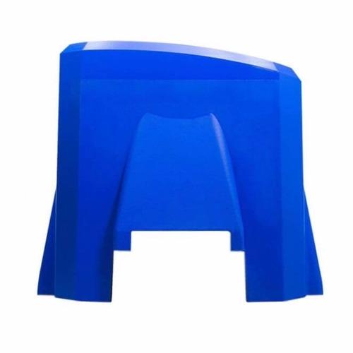 carenagem tampa azul - grand titan unisystem original