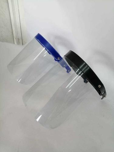 careta de protección facial anti fluido