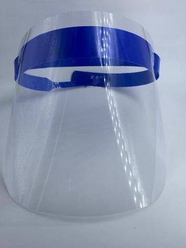 careta de protección facial con diadema economica