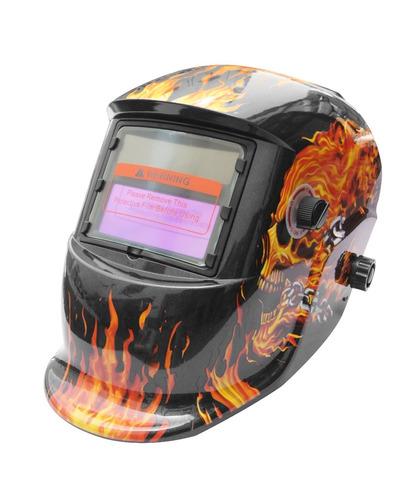 careta enzo automatica p/soldar dis fuego zam-101
