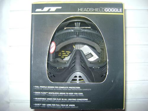 careta jt headshield con tratamiento antifog xtremechiwas