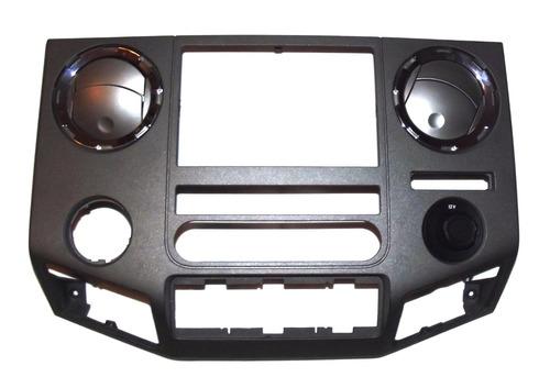 careta marco central de tablero ford f-250 f-350 super duty