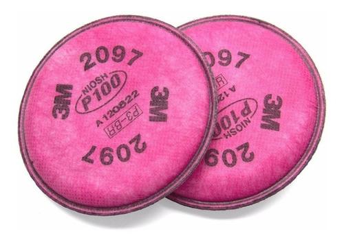 careta mascara 6200 3m kit filtro vapores polvos soldar