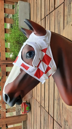 careta para turf maru_ka_horse indumentaria