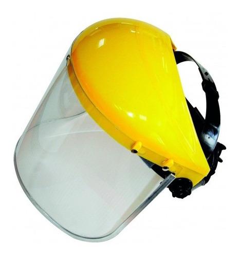 careta protección tapabocas alta seguridad