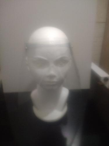 careta protectora facial cubre ojos nariz boca calibre de 20