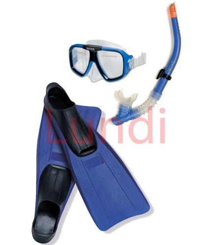 careta snorkel buceo