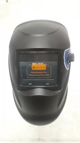careta soldar elite inteligente electronica fotosensible 501