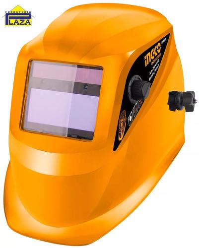 careta soldar ingco automática fotosensible ahm006