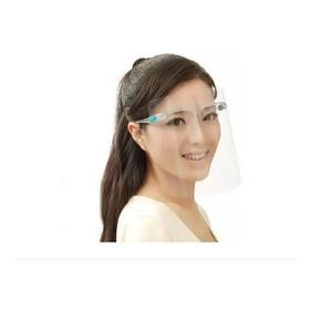 Careta Vicera Protector Facial Con Estructura Tipo Gafa