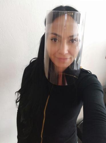 caretas de proteccion facial - unidad a $4200