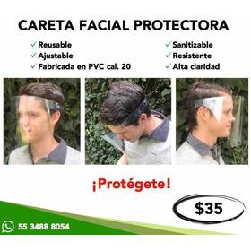 Caretas Faciales Protectoras