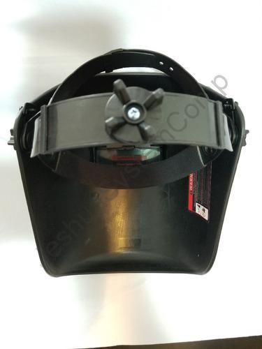 caretas mascara para soldar - soldador visor movil vidrio