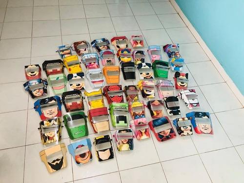 caretas para niños & mascaras infantiles (plantillas)