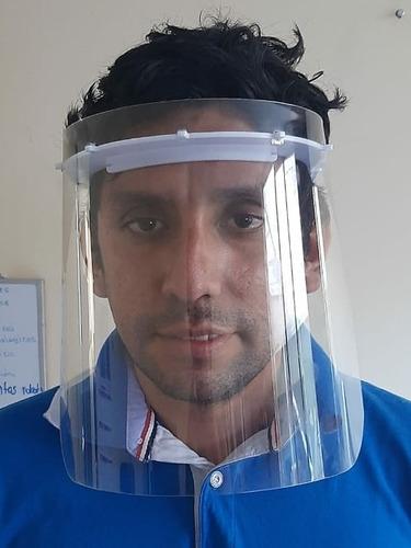 caretas protector facial protección por mayor y menor