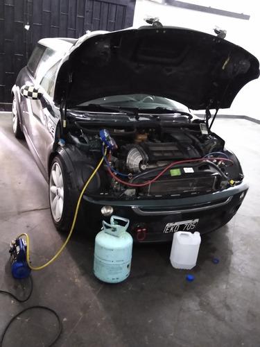 carga aire acondicionado