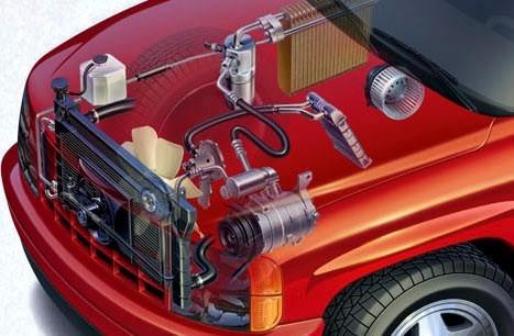 carga aire acondicionado automotriz evaluación gratis