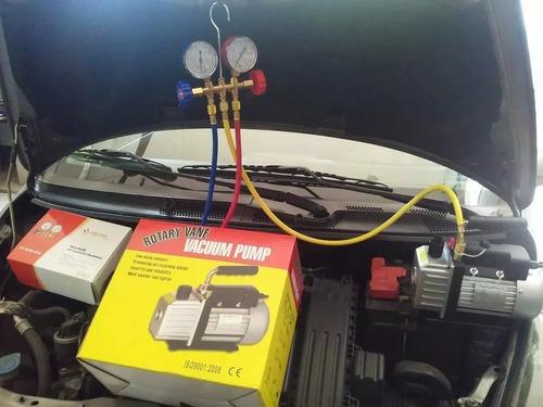 carga aire acondicionado para autos y camioneta