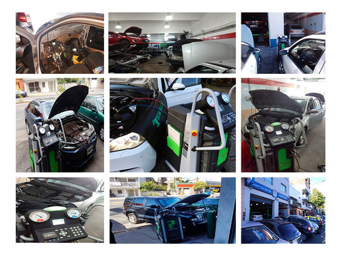 carga de aire acondicionado para autos y camionetas