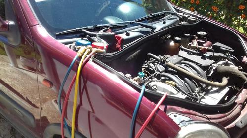 carga de aire acondicionado para coches a domicilio z /norte