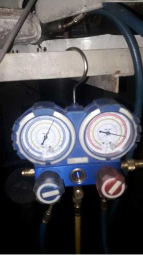 carga de gas aire split -desinstalación- zona haedo.