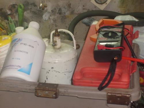 carga de gas de aire split,  ventana , heladeras ,automotor